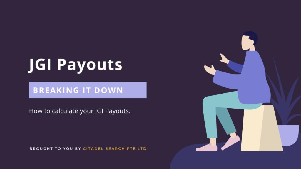 JGI Payouts